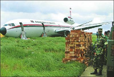 Bangladesh Biman Crash