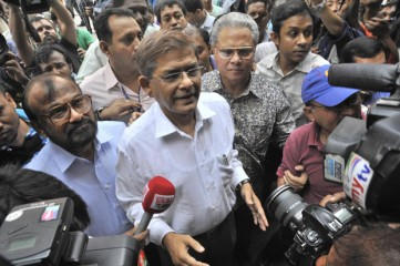 Fakhrul release 361x240 Govt has to pay high price for police action: Fakhrul
