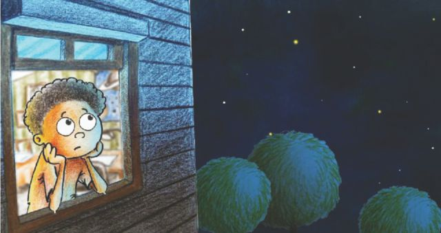 """""""Unsolved Stars"""" is a heart-warming story of family bonds and imagination."""