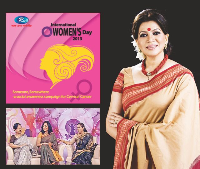 TV channels gear up for Women's Day