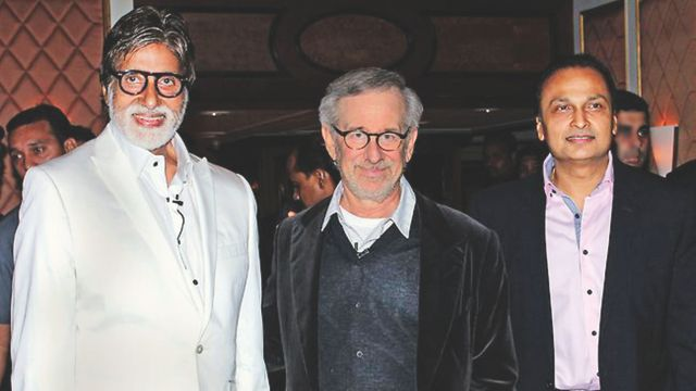 I'd like to remake a Hollywood film in India, says Steven Spielberg