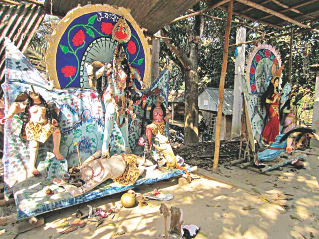 Hindus attacked afresh in 4 dists | The Daily Star
