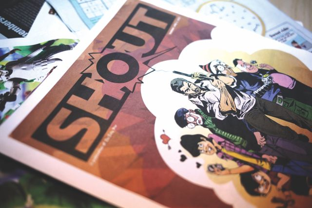 Shout will soon be ready to take the youth by storm!