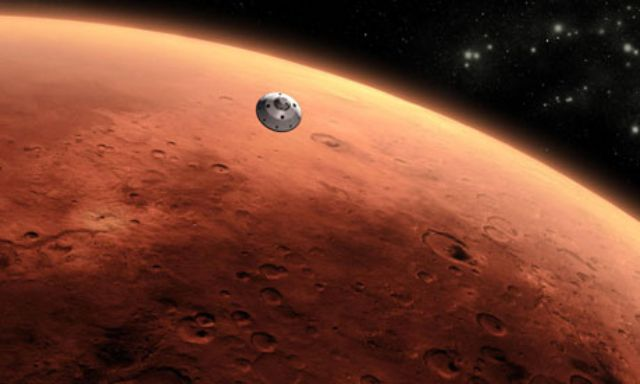 'Life on Mars to be reality in 2023'