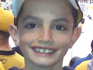 Eight-year-old Martin Richard who was killed in the bomb blast.