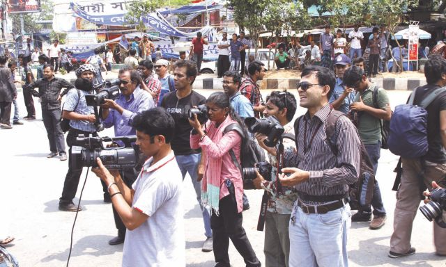 We need laws and codes of conduct to ensure gender equality in journalism. Photo: Prabir Das