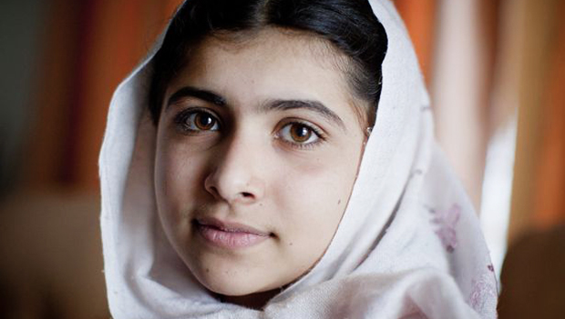 Malala Yousufzai was wounded by Taliban gunmen October 9, 2012. The 14-year-old rose to fame for speaking out against the militants. Photo: Reuters