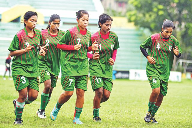 thai lady football matches today