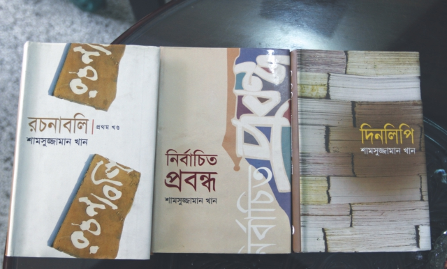 He has more than seventy books to his credit on topics ranging from folklore to children's literature. Photo: Prabir Das