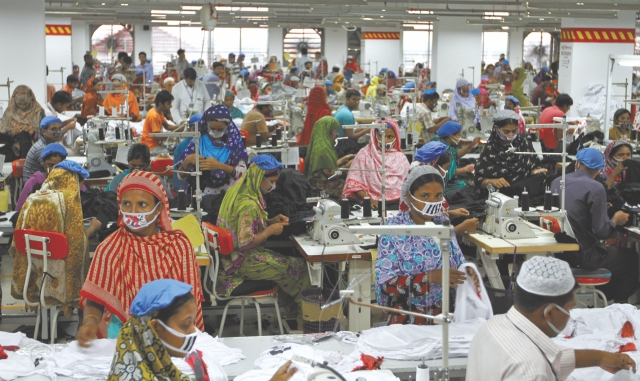 These workers who have made the garment industry the highest earner deserve a better working environment. Photo: Star File