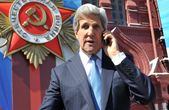 Syria's Assad must go: Kerry