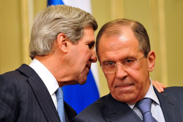 Russia, US find common ground on Syria