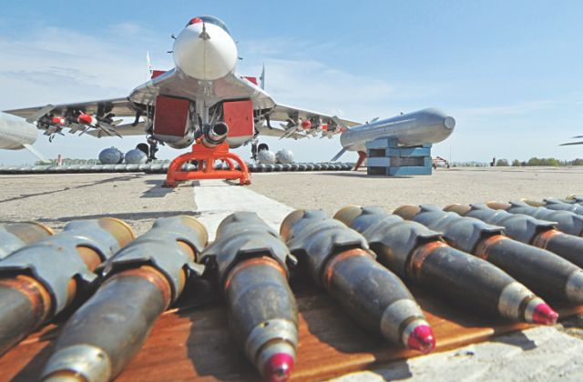 Russia to supply fighter jets to Syria