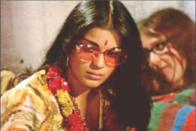"""Celebrated Bollywood actress Zeenat Aman got the role of Janice in Dev Anand's """"Hare Rama Hare Krishna"""" (1972) after Zaheeda, Dev Anand's first choice, opted out because she thought the role was not significant. Aman went on to win the Filmfare award for Best Supporting Actress, while her performance in the song """"Dum Maro Dum"""" turned her into one of the most desired women in India."""
