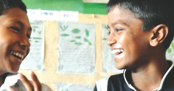Every child in Bangladesh, despite their background deserves to be educated. Photo Courtesy: Teach For Bangladesh