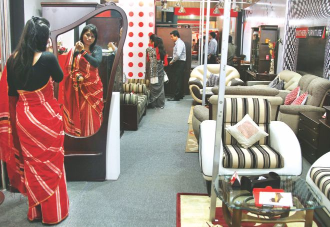 Furniture And Electronics Vendors Pin Hopes On Eid As