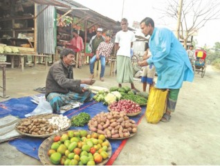 Toll free vegetable market changes fortune Home naksa
