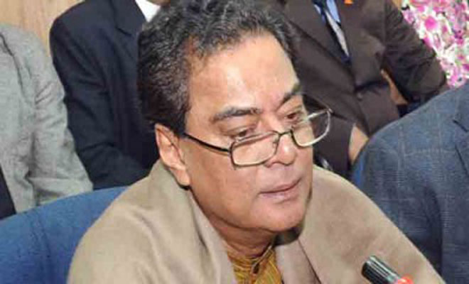 Awami League General Secretary Syed Ashraful Islam. Star file photo