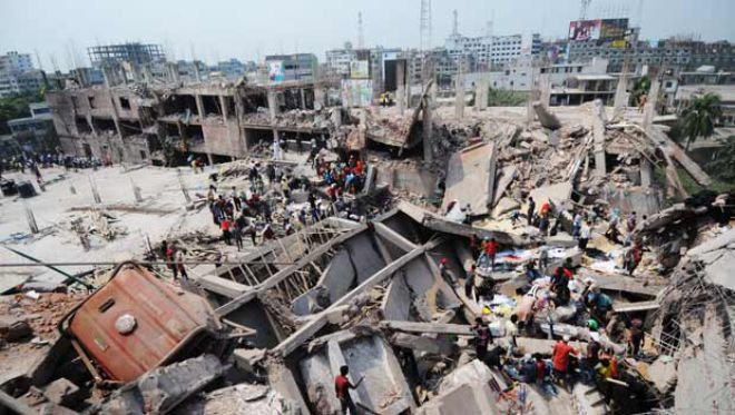 SC stays Rana Plaza owner's bail