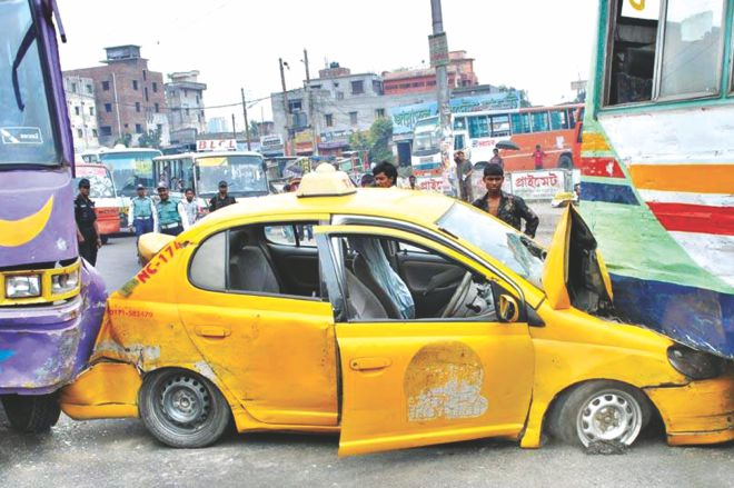 road accident in bengali Two motorcyclists were killed when their motorbike skidded on the road near the mayor mohammad hanif flyover's dholaipar point in the old part of dhaka on saturday the bodies were sent to dhaka medical college hospital after the us-bangla plane crash.