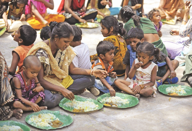 hunger and food security in india Gm crops alone will not solve the hunger problem, but they can be an important component in a broader food security strategy citation: qaim m, kouser s (2013) genetically modified crops and food security.