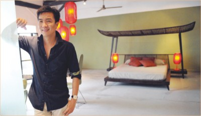 Filipino Furniture Designer A Hollywood Hit