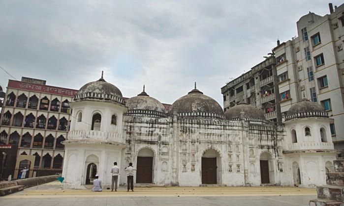 Binat Bibi Mosque
